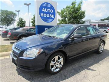 2011 Chevrolet Malibu for sale at Auto House Motors in Downers Grove IL