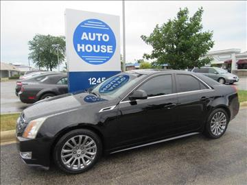 2012 Cadillac CTS for sale at Auto House Motors in Downers Grove IL