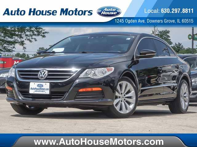 2012 Volkswagen CC for sale at Auto House Motors in Downers Grove IL