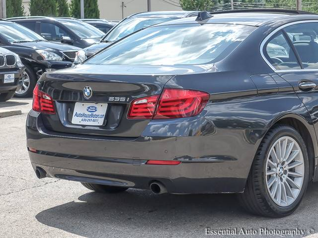 2012 BMW 5 Series for sale at Auto House Motors in Downers Grove IL