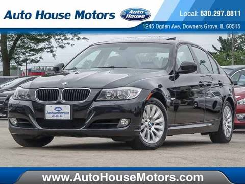 2009 BMW 3 Series for sale at Auto House Motors in Downers Grove IL