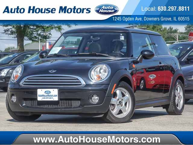 2007 MINI Cooper for sale at Auto House Motors in Downers Grove IL