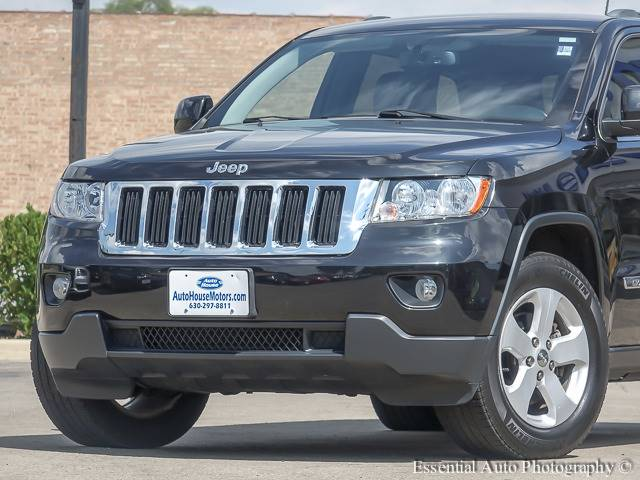 2012 Jeep Grand Cherokee for sale at Auto House Motors in Downers Grove IL