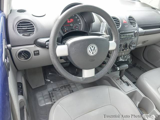 2008 Volkswagen New Beetle for sale at Auto House Motors in Downers Grove IL