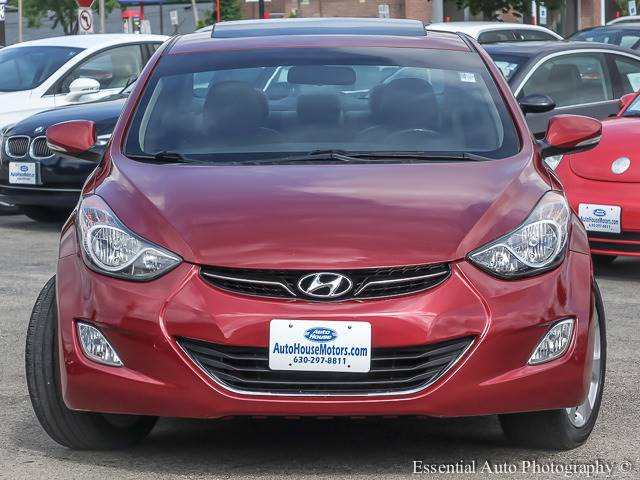 2011 Hyundai Elantra for sale at Auto House Motors in Downers Grove IL