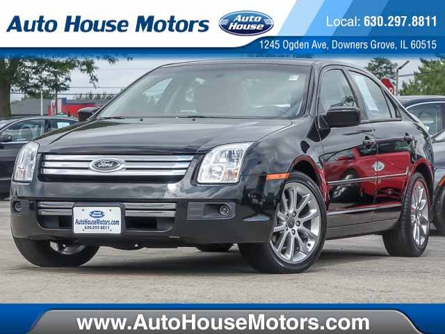 2009 Ford Fusion for sale at Auto House Motors in Downers Grove IL