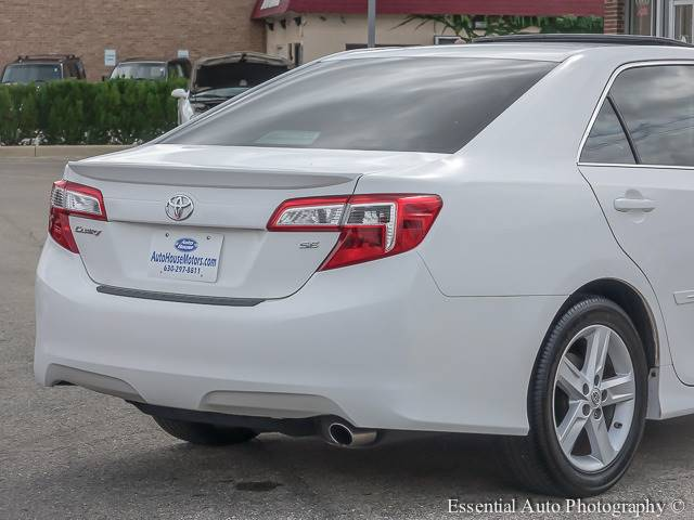 2012 Toyota Camry for sale at Auto House Motors in Downers Grove IL