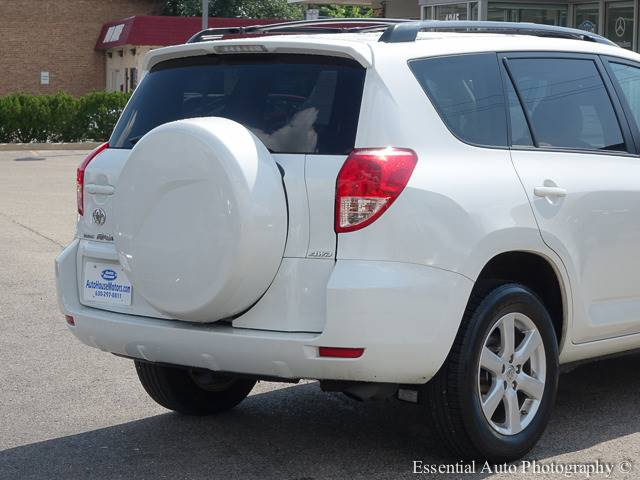 2007 Toyota RAV4 for sale at Auto House Motors in Downers Grove IL