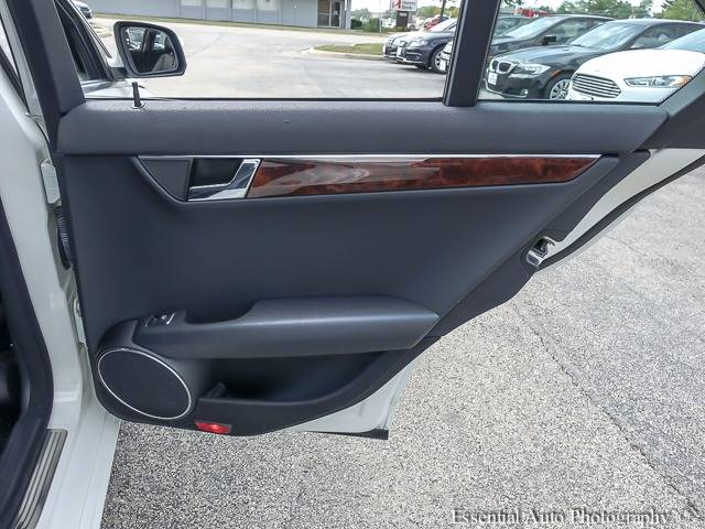 2009 Mercedes-Benz C-Class for sale at Auto House Motors in Downers Grove IL