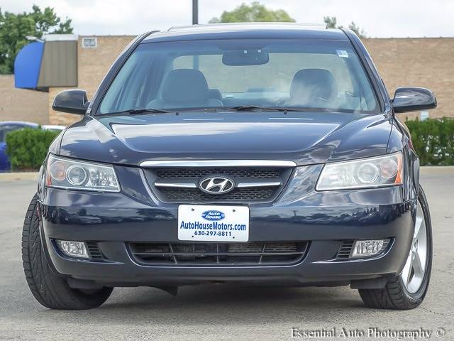 2007 Hyundai Sonata for sale at Auto House Motors in Downers Grove IL