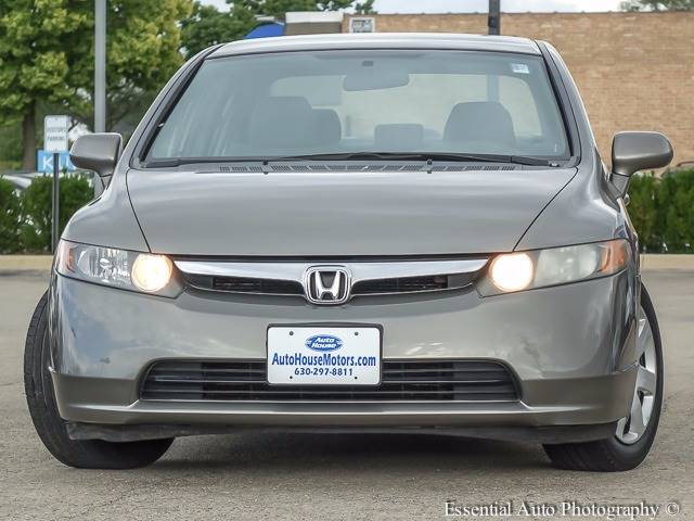 2008 Honda Civic for sale at Auto House Motors in Downers Grove IL