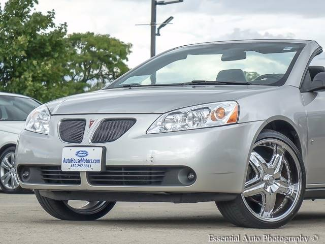 2007 Pontiac G6 for sale at Auto House Motors in Downers Grove IL