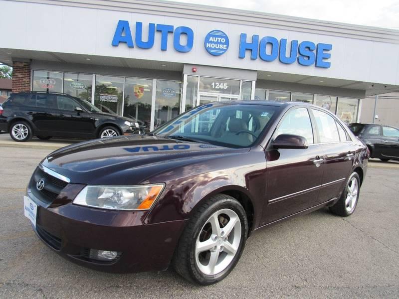 2006 Hyundai Sonata For Sale At Auto House Motors In Downers Grove IL
