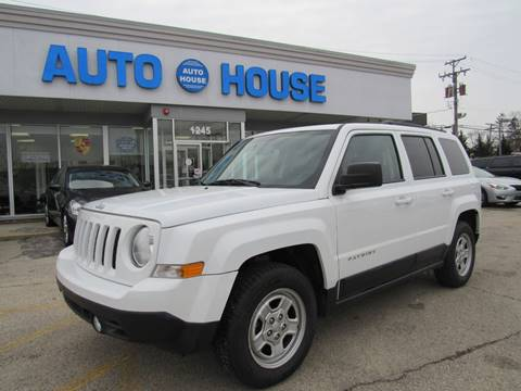 2016 Jeep Patriot for sale in Downers Grove, IL