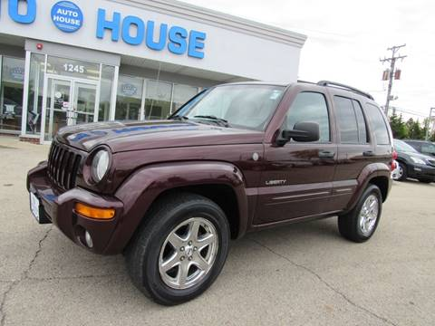 2004 Jeep Liberty for sale in Downers Grove, IL