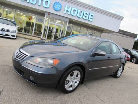 Acura Rl For Sale >> 2006 Acura Rl For Sale In Downers Grove Il