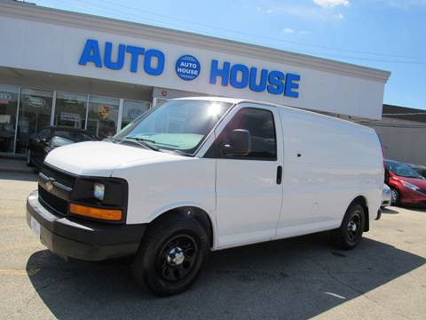 2010 Chevrolet Express Cargo for sale in Downers Grove, IL