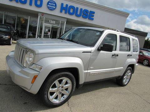 2012 Jeep Liberty for sale in Downers Grove, IL