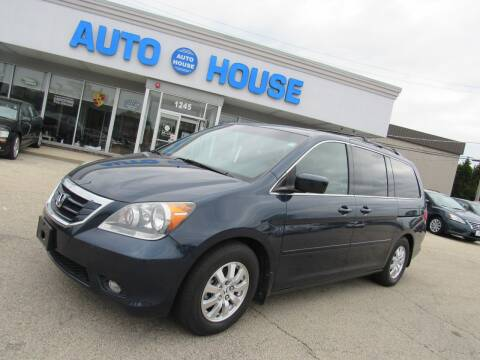 2009 Honda Odyssey for sale at Auto House Motors in Downers Grove IL