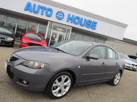 2009 Mazda MAZDA3 i Sport for sale at Auto House Motors in Downers Grove IL