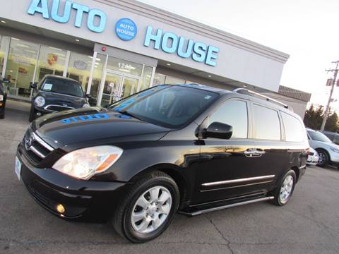 2007 Hyundai Entourage for sale at Auto House Motors in Downers Grove IL