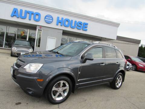 2013 Chevrolet Captiva Sport for sale at Auto House Motors in Downers Grove IL