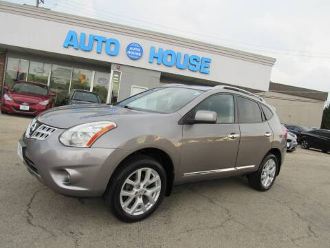 2011 Nissan Rogue for sale at Auto House Motors in Downers Grove IL