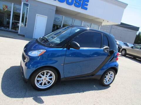 2008 Smart fortwo for sale at Auto House Motors in Downers Grove IL