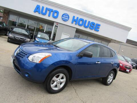 2010 Nissan Rogue for sale at Auto House Motors in Downers Grove IL