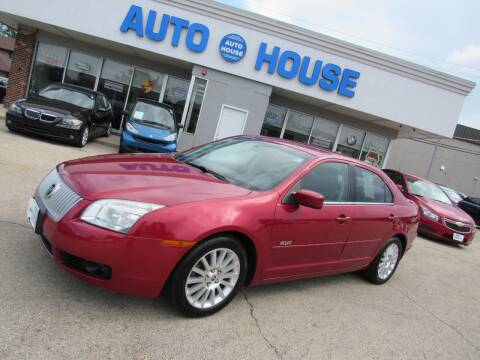 2007 Mercury Milan for sale at Auto House Motors in Downers Grove IL