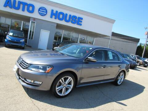 2014 Volkswagen Passat for sale at Auto House Motors in Downers Grove IL