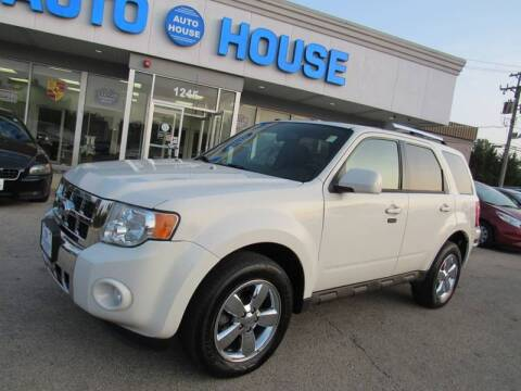 2012 Ford Escape for sale at Auto House Motors in Downers Grove IL
