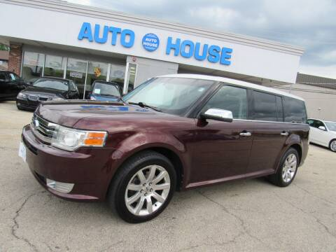 2009 Ford Flex for sale at Auto House Motors in Downers Grove IL