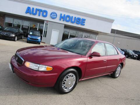 2003 Buick Century for sale at Auto House Motors in Downers Grove IL