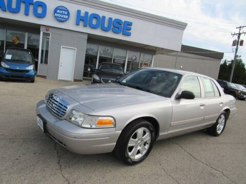 2010 Ford Crown Victoria for sale at Auto House Motors in Downers Grove IL