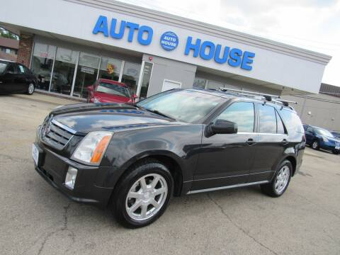 2005 Cadillac SRX for sale at Auto House Motors in Downers Grove IL
