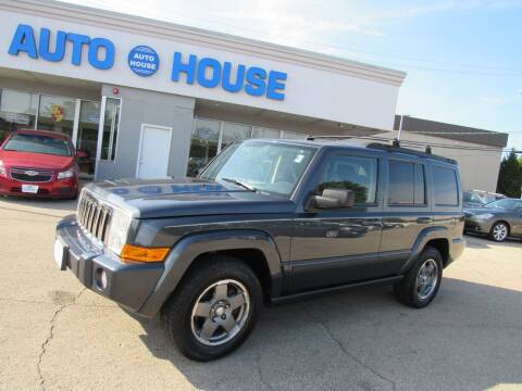 2008 Jeep Commander for sale at Auto House Motors in Downers Grove IL