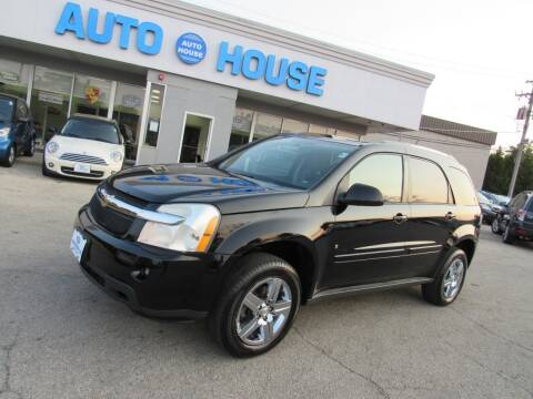 2008 Chevrolet Equinox for sale at Auto House Motors in Downers Grove IL