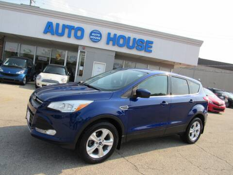 2013 Ford Escape for sale at Auto House Motors in Downers Grove IL