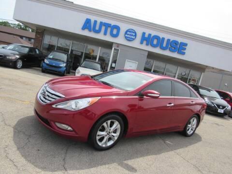 2011 Hyundai Sonata for sale at Auto House Motors in Downers Grove IL