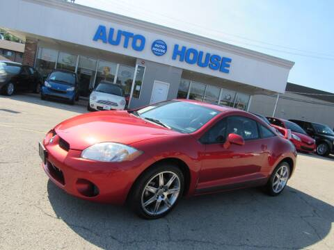 2008 Mitsubishi Eclipse for sale at Auto House Motors in Downers Grove IL