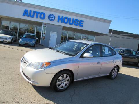 2009 Hyundai Elantra for sale at Auto House Motors in Downers Grove IL