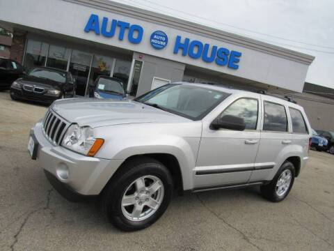 2007 Jeep Grand Cherokee for sale at Auto House Motors in Downers Grove IL