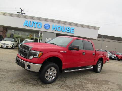 2010 Ford F-150 for sale at Auto House Motors in Downers Grove IL