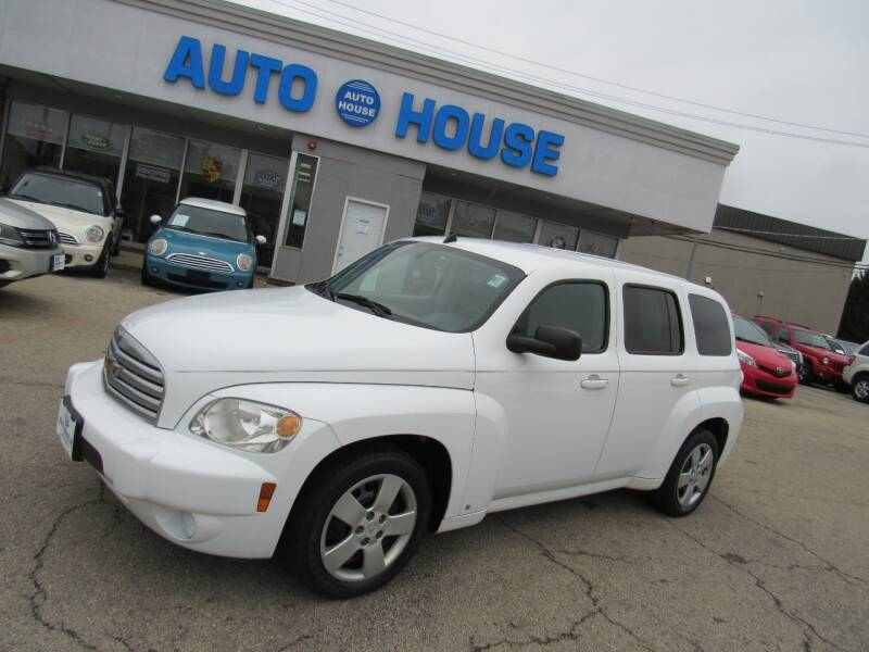2008 Chevrolet HHR for sale at Auto House Motors in Downers Grove IL