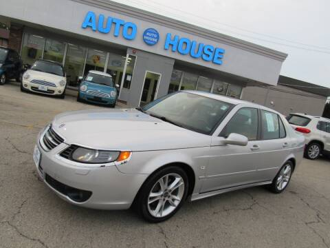2006 Saab 9-5 for sale at Auto House Motors in Downers Grove IL