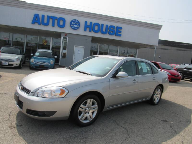 2007 Chevrolet Impala for sale at Auto House Motors in Downers Grove IL