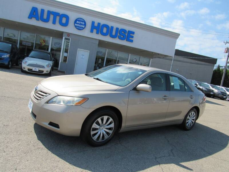 2009 Toyota Camry for sale at Auto House Motors in Downers Grove IL