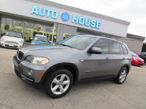 2009 BMW X5 for sale at Auto House Motors in Downers Grove IL