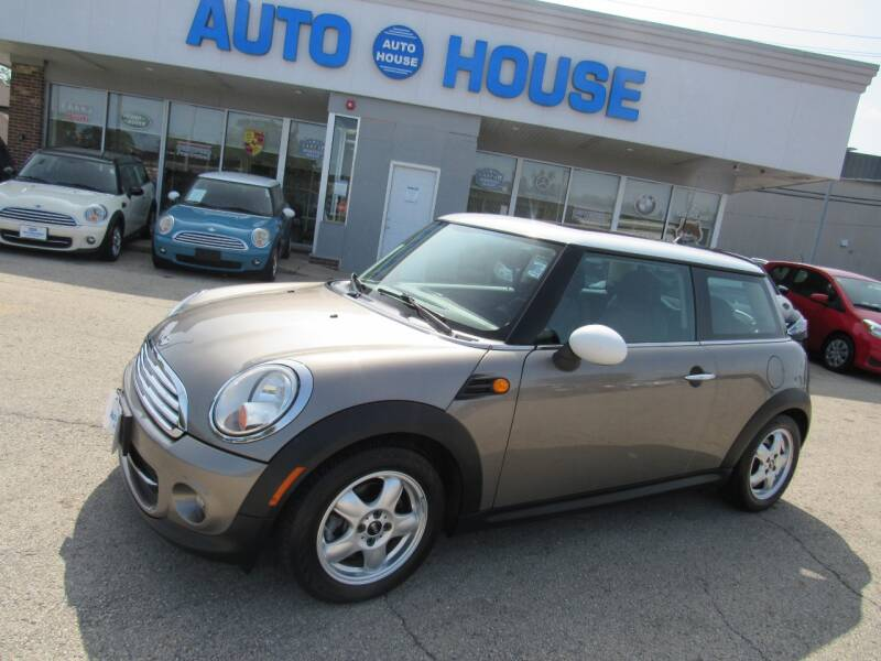 2011 MINI Cooper for sale at Auto House Motors in Downers Grove IL